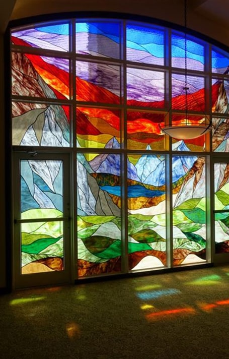 20 Different Types of Stained Glass | George W Shannon Design Blog