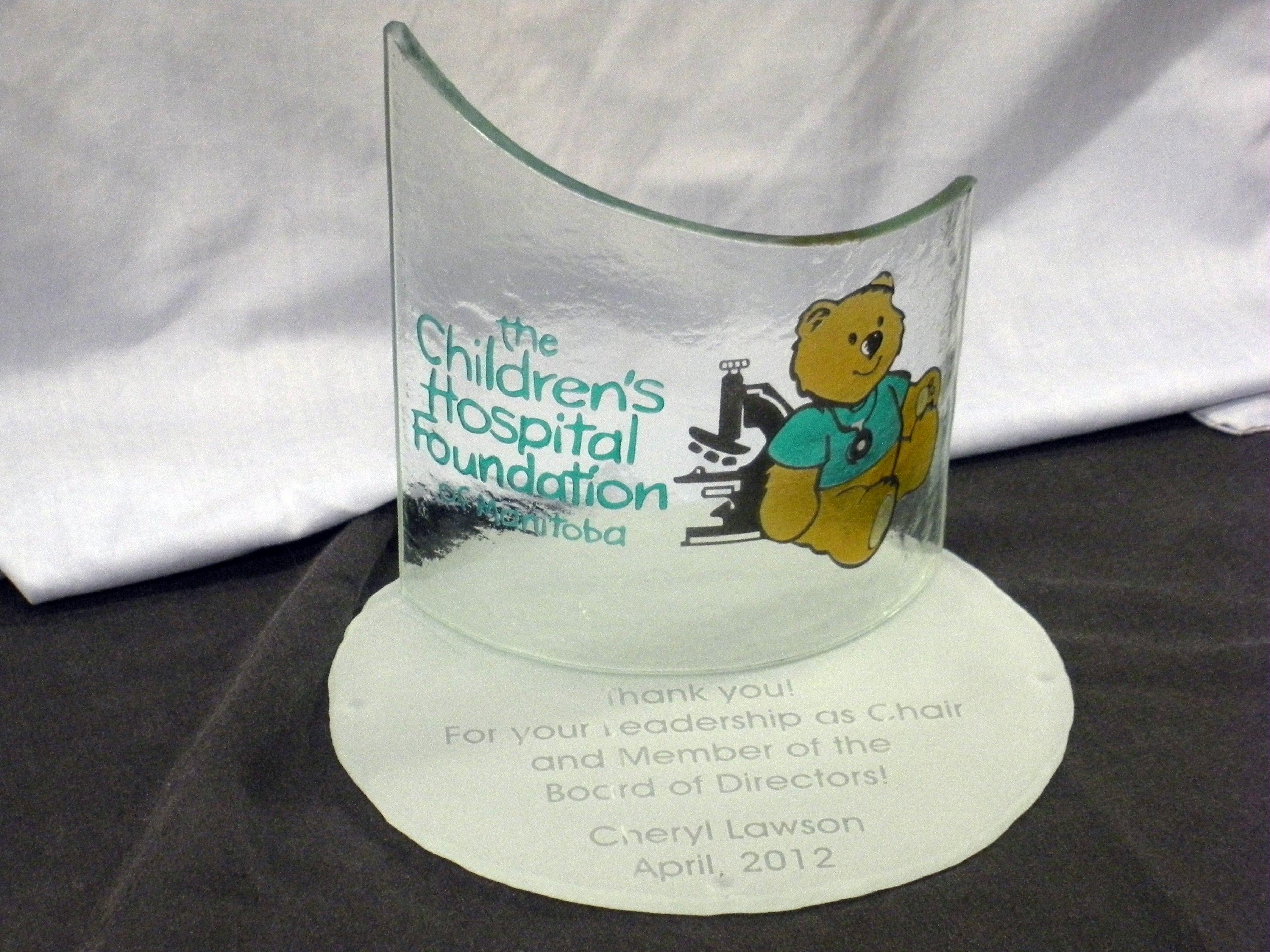 Childrens Hospital Award