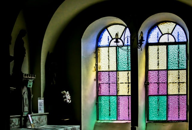 George W Shannon Design - Stained Glass